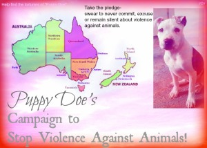 For all Puppy Doe's Australian Ambassadors.